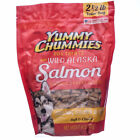 Yummy Chummies Salmon Treats in 2½ lb Bags Original, Grain-free, or Sweet potato