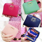 Fashion Womens Coin Purse Clutch Zip Wallet Short Small Bag Card Holder Chic