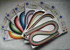 Dhondt 3 mm Quilling Papers - Various Colours- 54cm x 60 pieces
