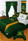 Oregon Ducks Comforter & Sham Set Twin Full Queen King Size Sidelines