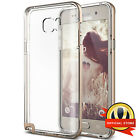 [VRS Design Crystal Bumper] Slim Clear Rugged Protection Case For Galaxy Note 5