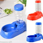 1PC Hot New Cat Dog Pet Automatic Water Dispenser Food Dish Bowl Feeder
