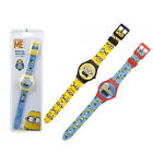 OFFICIAL DESPICABLE ME MINIONS DIGITAL WATCH KIDS TIME WRIST CHILDRENS CARTOON