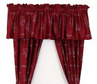 Texas A&M Aggies Drapes Curtains & Valance Set with Tie Backs