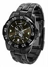 Duke University Watch Fantom Gunmetal Finish Ladies Mens Black Dial