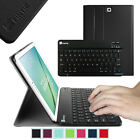 Wireless Bluetooth Keyboard Slim Shell Cover Case For Samsung Galaxy Tab S2 9.7