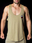 Barcode Berlin 91150 Tank Top Mickey - army - Gr: XL