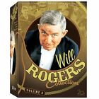 Will RODGERS  Collection - Volume 2 (DVD, 2006, 4-Disc Set)WILL RODGERS RAY MILL