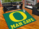 Oregon Ducks Man Cave Area Rug Choose Size