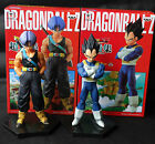 "DragonBall Z BZD VEGETA TRUNKS pvc Statue figure 6"" high"