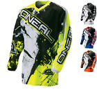 Oneal Element 2016 Shocker Motocross Jersey Racewear Dirt Bike Quad ATV MX Shirt