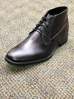 Mens Calvin Klein Ellias Chukka Boot F0268 Black