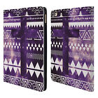 HEAD CASE DESIGNS NEBULA TRIBAL PATTERNS LEATHER BOOK WALLET CASE FOR APPLE iPAD
