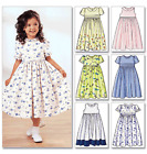 Butterick Childrens / Girls Sewing Pattern 3762 Dress