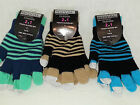 MEN'S LADIES BOYS GIRLS THERMAL  TOUCH SCREEN MAGIC STRETCH  WINTER GLOVE