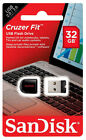 SanDisk Cruzer Fit 8GB 16GB 32G 64GB USB 2.0 Flash Memory Pen Drive Stick Lot