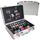 VANITY CASE BEAUTY COSMETIC SETS GIFT TRAVEL MAKE UP CARRY BOX XMAS STORAGE
