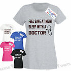 Doctor SLEEP WITH!! Artful T Shirts Mens & Womens Top gift ideas,Birthday Xmas