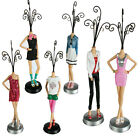 JEWELLERY STAND MANNEQUIN MODEL NECKLACE RINGS BRACELETS RACK BEDROOM DISPLAY