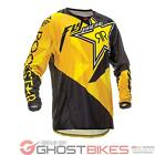 Fly Racing 2016 Kinetic Rockstar Motocross Jersey Stretch Mesh Dirt Bike MX ATV