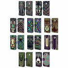 HEAD CASE DESIGNS AZTEC ANIMAL FACES LEATHER BOOK CASE FOR SAMSUNG PHONES 1