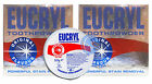 2 X EUCRYL ORIGINAL STAIN REMOVING 50G TOOTHPOWDER