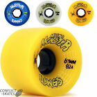 "HAWGS ""Micro Monster"" Skateboard Wheels 63mm Longboard 78a 80a or 82a SALE Slide"