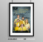 ITS ALWAYS SUNNY IN PHILADELPHIA FULL CAST SIGNED AUTOGRAPH PRINT POSTER PHOTO