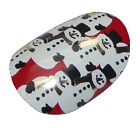CHRISTMAS Chix Nail Wraps Party Snowman White Red Scalf Dress Up Foils Stickers