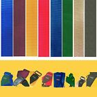HARRIER WEB GUITAR STRAP ELECTRIC,ACOUSTIC,BASS/MULTI COLOURS & STRIPE/FREE POST
