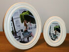 NEW Wooden Oval Photo Frame Classical Vintage Antique Shabby Chic Picture Frames