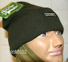 NEW JACK PYKE THINSULTE THERMAL BOB HAT IN BLACK OR GREEN-WINTER/ECW ARMY STYLE