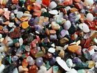 Mixed Natural Gemstones Chippings Various Quantitys Home Garden Fishtanks Crafts