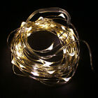 2M String Fairy Light 20 LED Battery Operated Xmas Lights Party Wedding CA3 JR