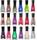 Sally Hansen Insta Dri Nail Varnish Polish Quick Sand Slick Slate Racey Rouge