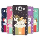 HEAD CASE DESIGNS FANCY UNICORNS CHUBBY COLLECTION CASE FOR MICROSOFT LUMIA 950