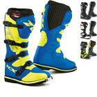 TCX X-Blast Motocross Boots Leather Entry Level Enduro ATV Breathable All Sizes