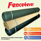 6' 8' Tall Shade Cloth Cover Fabric Fence Windscreen Privacy Screen 90% UV Block