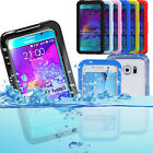 New Fashion Waterproof Shockproof Case Cover For Samsung Galaxy S6 Edge Plus US