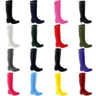 Womens Original Tall Gloss Rubber Snow Knee High Winter Welly Rain Boots UK 3-10