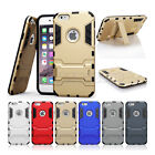 Armor Heavy Duty Slim Shockproof Case with Kickstand for iPhone 6 and 6s (GI6)