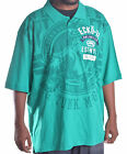 Ecko Unltd. Men's Est-Nyc Big & Tall Polo Shirt