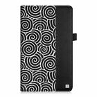 "Folio PU Leather Case Cover Protector For Amazon Fire HD 8"" Tablet Wake / Sleep"