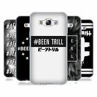 OFFICIAL BEEN TRILL BLACK AND WHITE SOFT GEL CASE FOR SAMSUNG PHONES 3