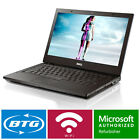 Dell Laptop 1TB HD Windows 10 Latitude Intel Core 2 Duo 4GB Notebook PC DVD WiFi