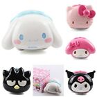 JAPAN SANRIO PIGGY HELLO KITTY MY MELODY XO CINNAMOROLL CERAMIC 22CM COIN BANK
