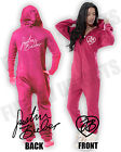 Justin Bieber Signature Onesie, Jumpsuit, Pyjamas, Nightwear, All in One