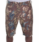 Polo Ralph Lauren Denim & Supply Men's Floral Brown Casual Shorts Choose Size