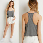 Free 6-14 Women Casual Loose Vest Top Sleeveless Summer Shirt Tank Tops Blouse