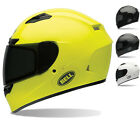 Bell Qualifier DLX Motorcycle Helmet Lightweight Aerodynamic Wicking Washable